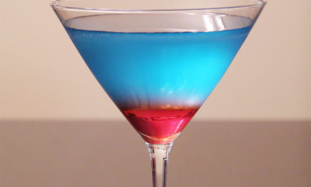 How To Make a Bomb Pop Martini