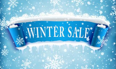 4-Day Winter Sale!