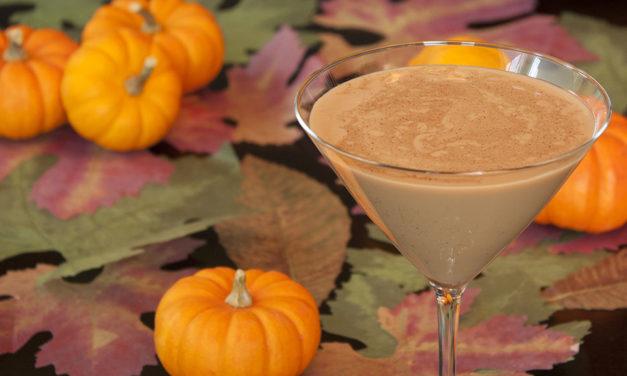 Pumpkin Martini – How To Make a Pumpkin Martini