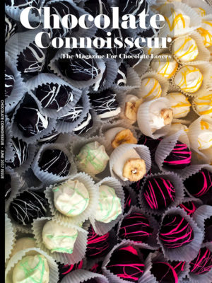 Chocolate Connoisseur June 2017 Issue Cover
