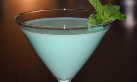 Chocolate Mint Martini