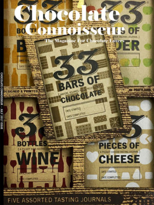 Chocolate Connoisseur July 2017 Issue Cover