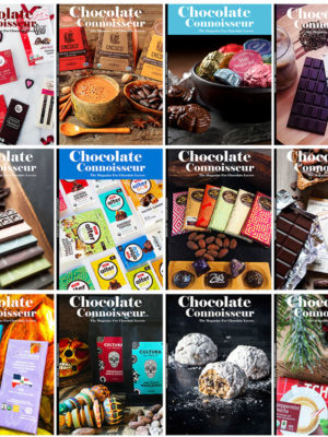 Chocolate Connoisseur Magazine Annual Subscription