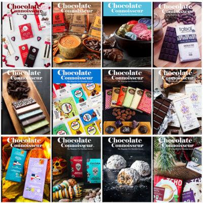 Chocolate Connoisseur Magazine Annual Subscription