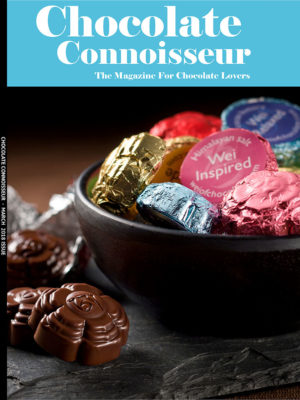 Chocolate Connoisseur March 2018 Issue Cover