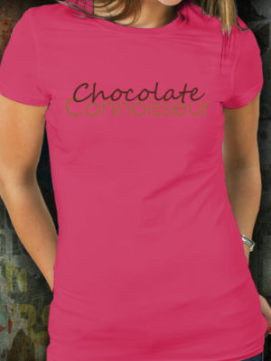 Chocolate Connoisseur Merchandise & Apparel