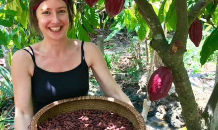 Hazel Lee: Chocolate One-on-One with Victoria Cooksey Preview