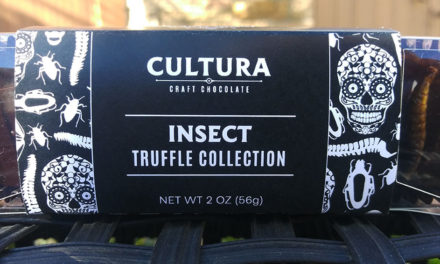 Chocolate and Insects — They're Not Just for Halloween!
