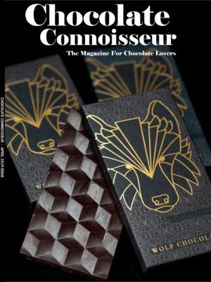 Chocolate Connoisseur Magazine April 2019 Issue Cover