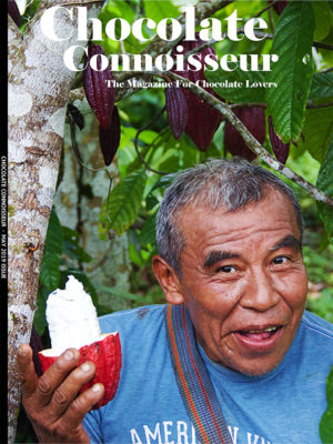 Chocolate Connoisseur Magazine May 2019 Issue Cover