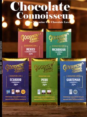 Chocolate Connoisseur Magazine June 2019 Issue Cover