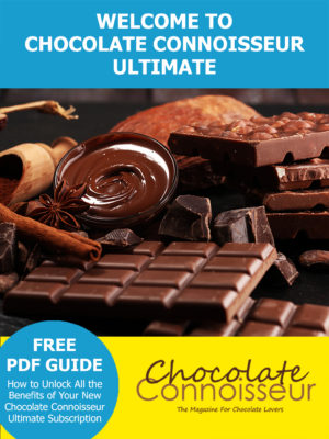 Chocolate Connoisseur Ultimate PDF Guide Cover