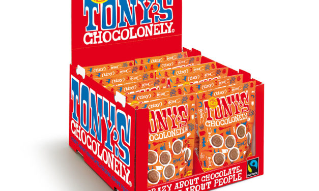 Halloween Chocolate – Tony's Chocolonely Looks to Change Your Halloween Candy