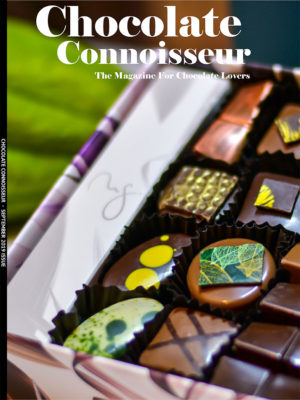 Chocolate Connoisseur Magazine September 2019 Issue Cover