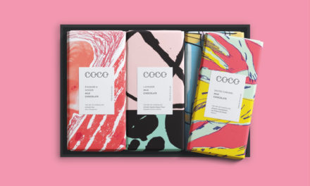 "COCO Chocolatier Launches the ""Love is Simple"" Collection"