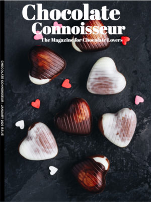 Chocolate Connoisseur Magazine January 2020 Issue Cover