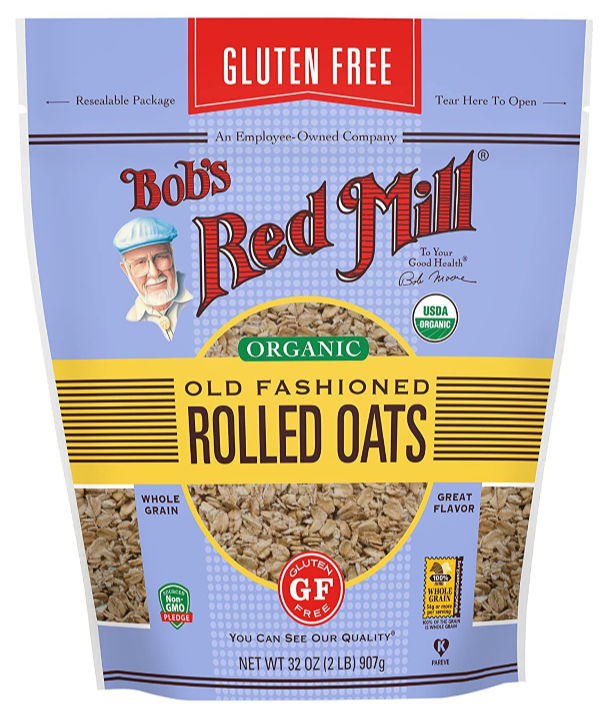 Bobs Red Mil Organic Rolled Oats