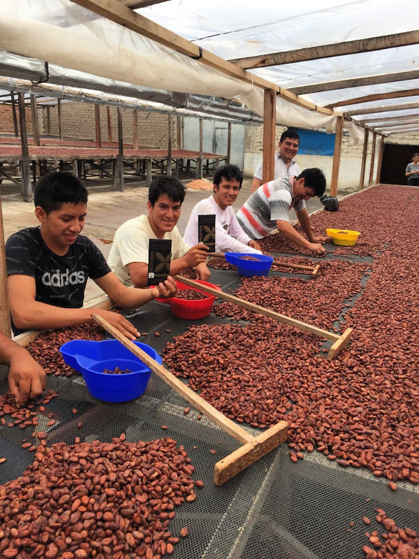 Maranon Chocolate - Peru