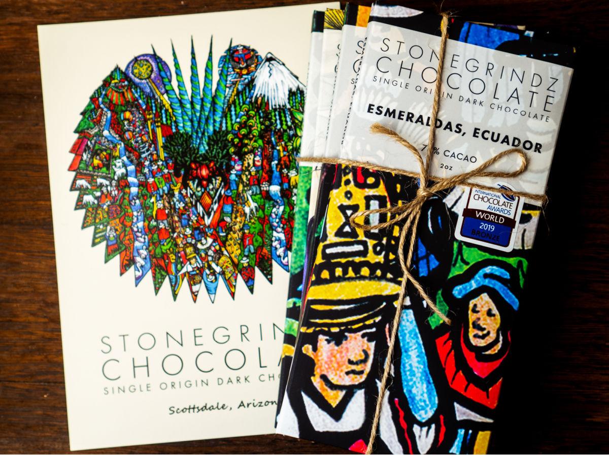 Stone Grindz Chocolate Sale 2