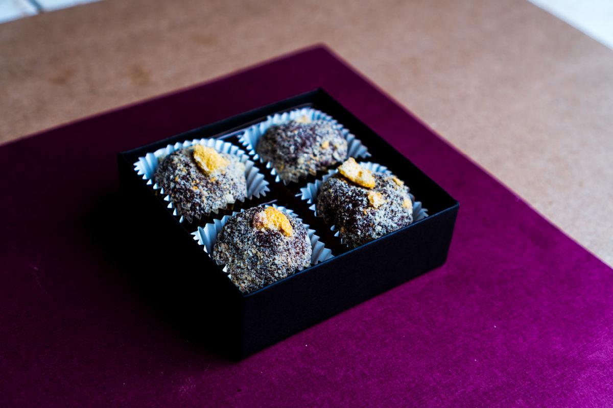 Stone Grindz Chocolate Truffles