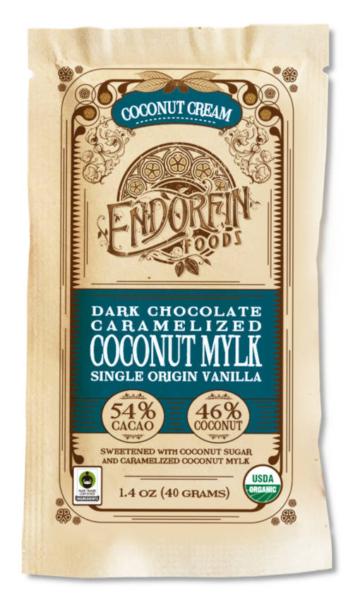 Endofrin Foods Coconut Cream Bar