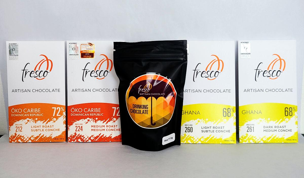 Fresco Chocolate Deluxe Collection