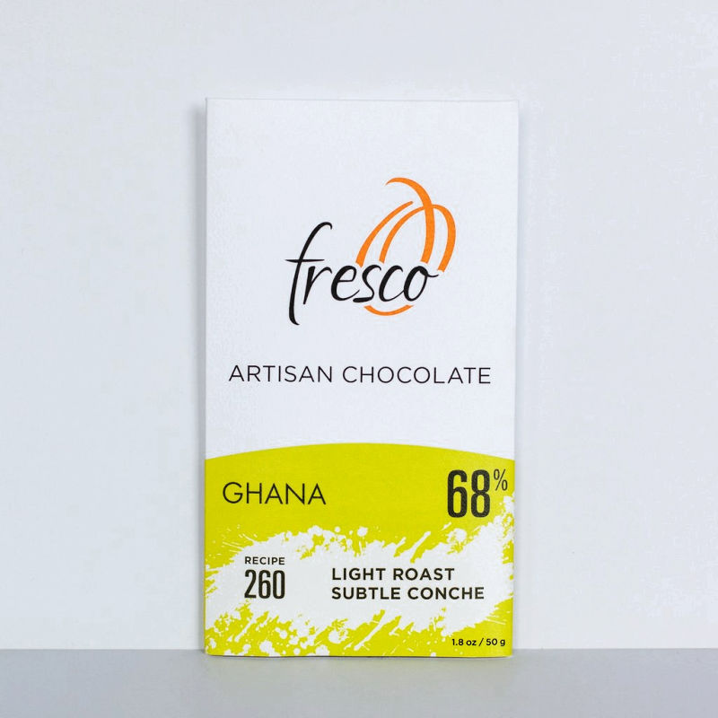 Fresco Ghana Recipe 260 Chocolate Bar
