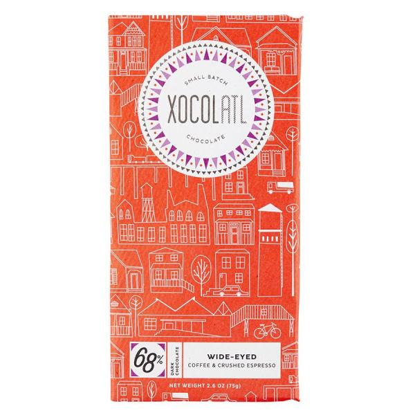 Xocolatl Wide Eyed Chocolate Bar